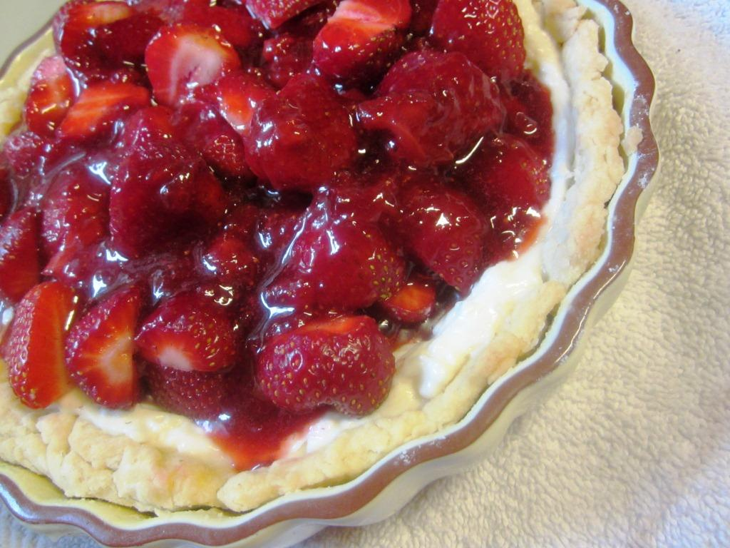 ... more simple crust, try out the crust recipe for my blueberry pie
