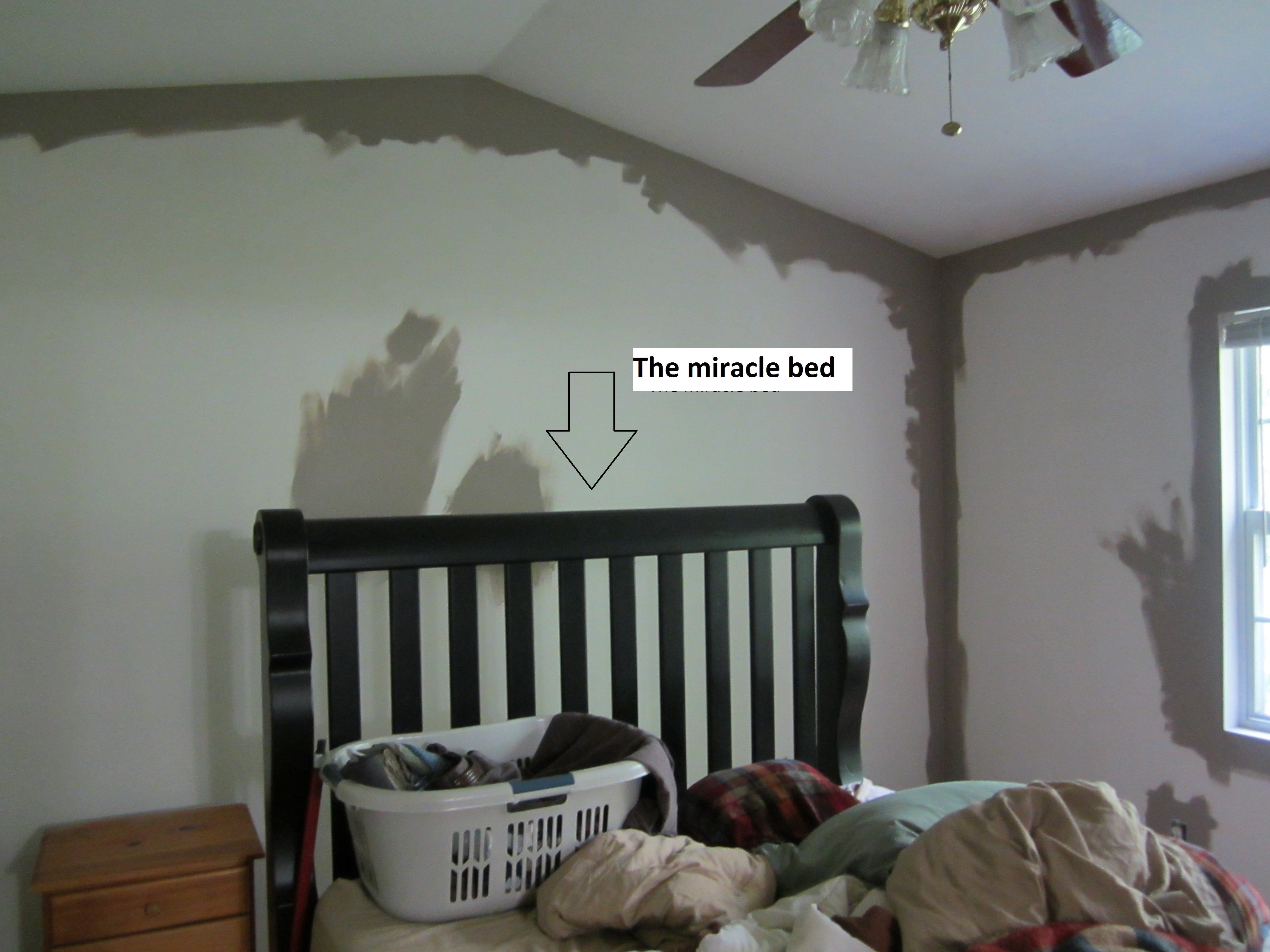 Master Bedroom Makeover Miracle Bed Carpet Heaven And