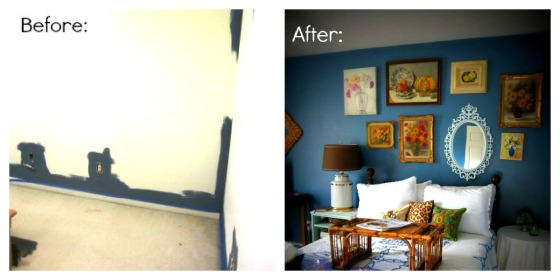 Guest Bedroom Progress