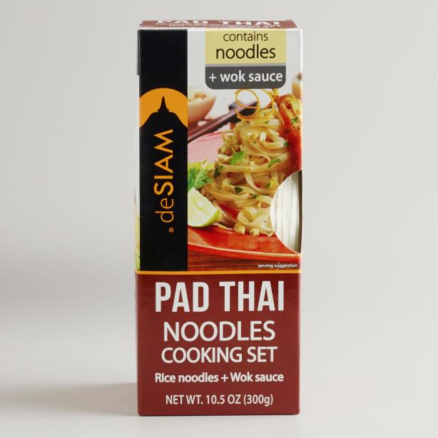 468147 DESIAM PAD THAI NOODLE SET     Department 9  LIBERTY RICHTER
