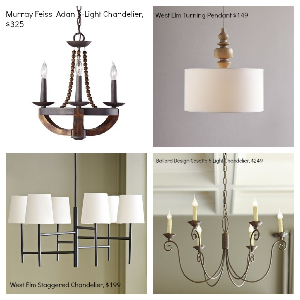Pottery Barn Kitchen Lighting Home Improvement My Pottery Barn Pendant Look A Like And A Cheap