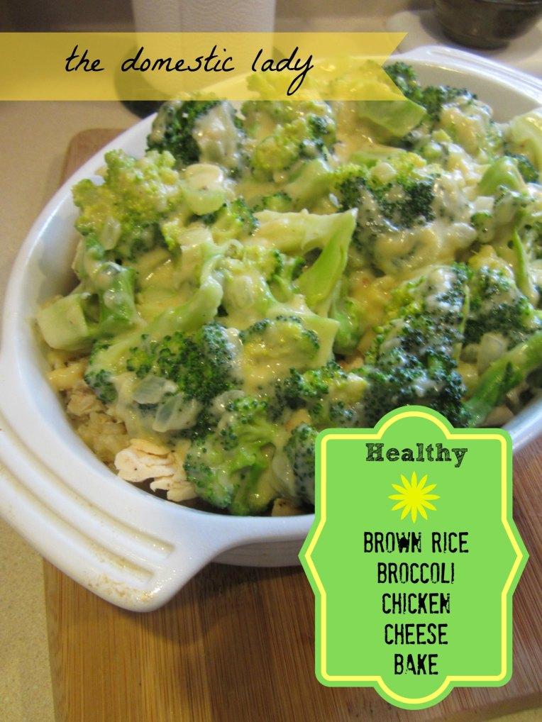 brown rice broccoli 20