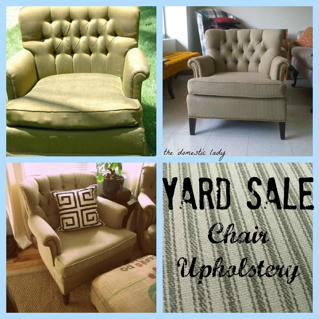 Great Home Improvement: Upholstering Yard Sale Finds 1024 x 1024 · 311 kB · jpeg