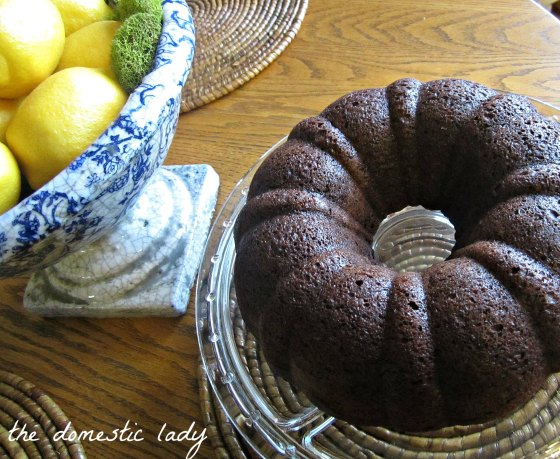chocolate cake 7