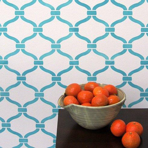 Trellis-stencil-wall-pattern_1