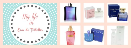 Eau de Toilette collage