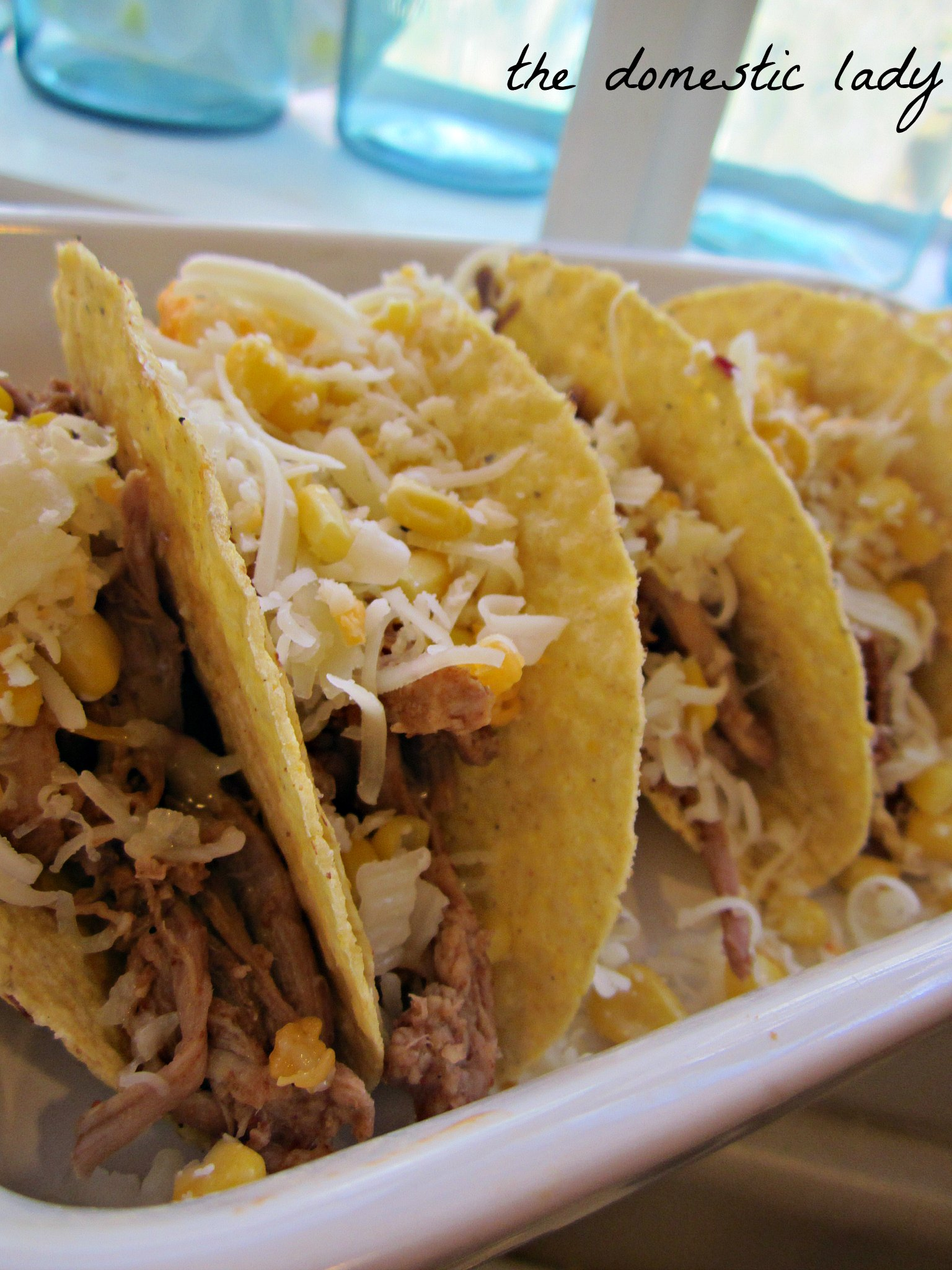 Recipe Review: Baked Pork Carnitas Tacos