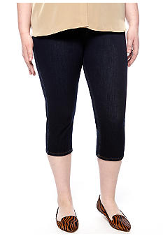 HUE The Original Jeans Capri Leggings $38