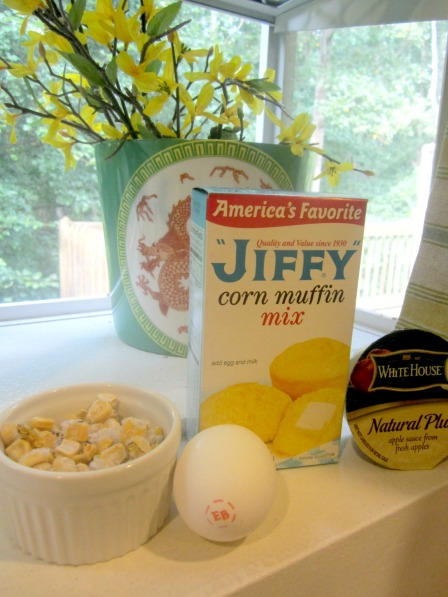 corn bread ingredients