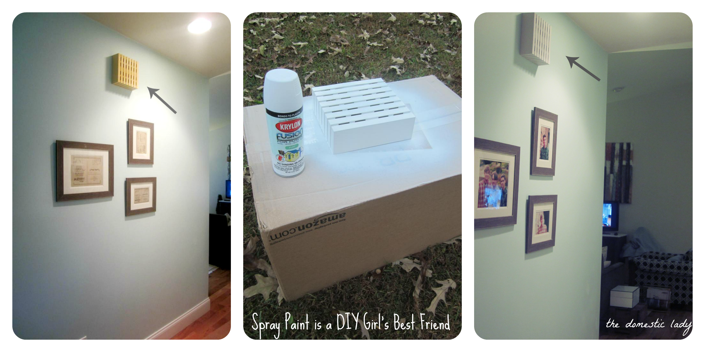 Home Improvement Spray Paint A Diy Girl S Best Friend