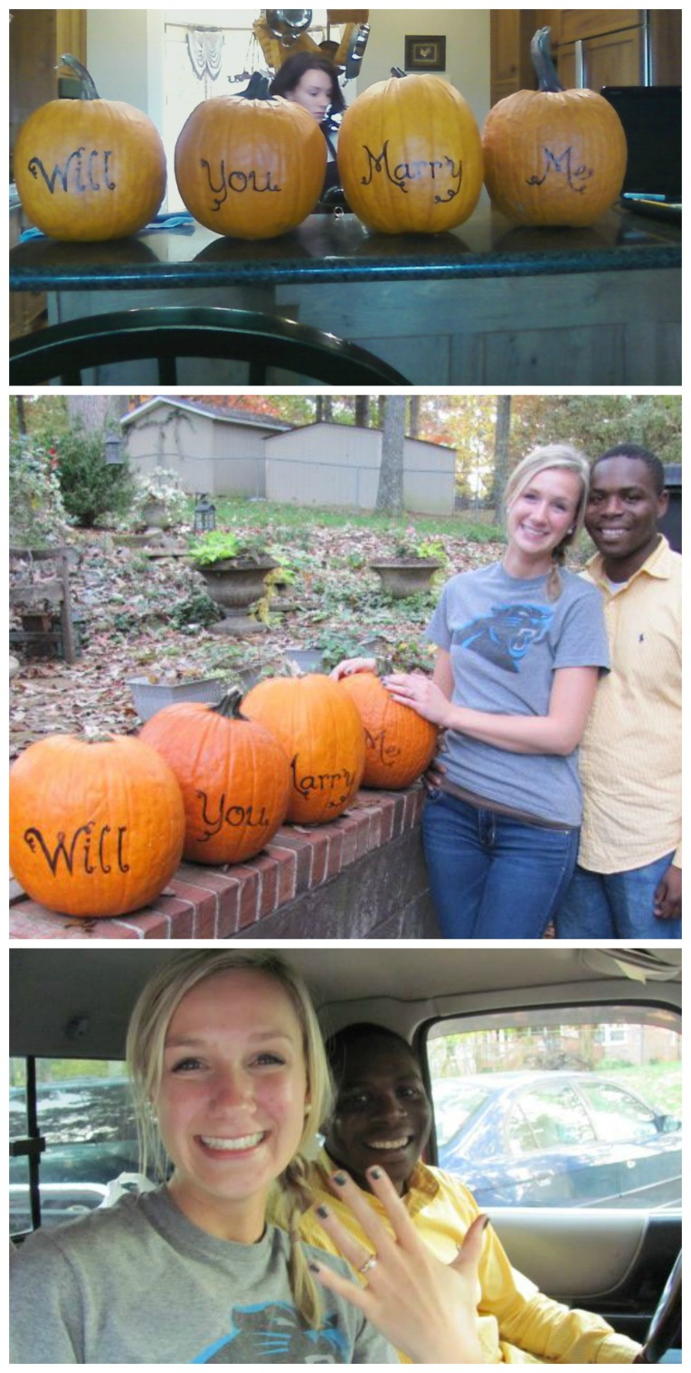 Pumpkin Proposal