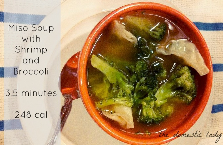 miso soup - the domestic lady